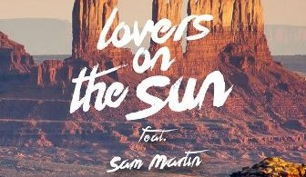 David Guetta Lovers On The Sun Lyric Video
